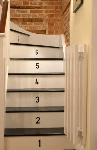Counting Stairs